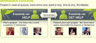 Konferenz gemeinnütziger Internet-Profis: Ein neues soziales Netz