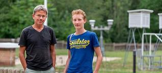 """""""Wir machen weiter"""" - Der Schüler und Klimaaktivist Jaro Abraham im Gespräch mit dem Klimaforscher Stefan Rahmstorf"""