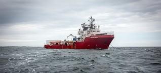 Rettungsschiff darf in Malta anlegen