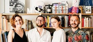 Office Swapping: Tausche Florenz gegen Vilnius