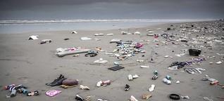 Müll im Meer - und was Bremen damit zu tun hat