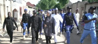 Civilian militia takes the fight to Boko Haram