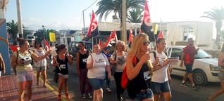Zimmermädchen-Streik in Spanien: Der Aufstand der Zimmermädchen