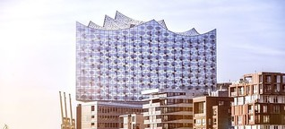 Die Elbphilharmonie - Glitzer & Glamour in der Hafencity