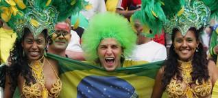 Angst, Bedrohung und Beleidigungen - das ist WM-Gastgeber Russland