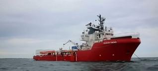"""Hebamme vom Rettungsschiff """"Ocean Viking"""": """"Es ist unfassbar, wie traumatisiert alle sind"""" - SPIEGEL ONLINE - Politik"""