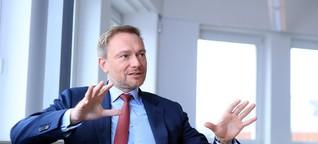 """Christian Lindner: """"Wir wollen regieren"""""""