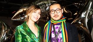 Als chinesischer Influencer auf der Fashion Week