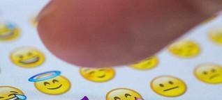 Für jede Emotion ein Emoji