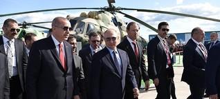 Erdogan und Putin planen den nächsten großen Waffendeal