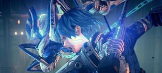 Astral Chain im Test - Fesselndes Action-Feuerwerk für die Switch