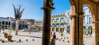 Kuba - Havannas lebendige Altstadt