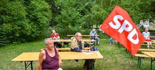 Landtagswahlen im Osten: Ein Land im Schwebezustand