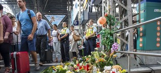 Tödliche Attacke auf dem Bahnhof: Verletzbare Gesellschaft