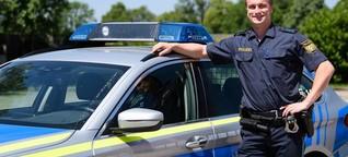 Vom Migranten zum bayerischen Polizisten