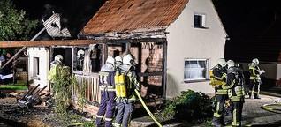 Sauna in Oderwitz abgebrannt | MDR.DE