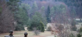 Das Schutzgebiet Schwäbische Alb hat jetzt Ranger