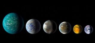 Exoplaneten - auf der Suche nach Leben im Universum