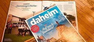 Deutsche Spuren - Wie der Maibaum nach Brasilien kam