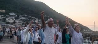Zu Besuch im gallischen Anti-AKW-Dorf im Süden Japans