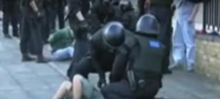 Handy-Video sei Dank: Leipziger Polizist wegen Körperverletzung gegen Fan verurteilt