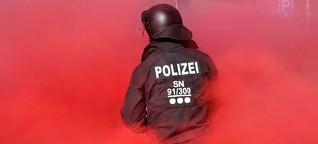 """""""Gefährliche Orte"""" in Sachsen: Keiner kontrolliert die Kontrollen"""