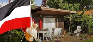 Sächsische Behörden sollen Stadtrat gedrängt haben, sein Gartenvereinsheim an Neonazis zu vermieten