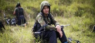 Abrüstung in Kolumbien: Zurück zu den Waffen