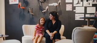 """Leila Alavi: """"Kinder bekommen den eigenen Konsum mit und ahmen ihn nach."""""""