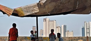 Jakarta: Smartphones im Slum