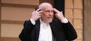 Theaterstück über Fall Weinstein - Keine Szene ohne Malkovich