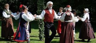 Von Square Dance bis Renaissance - das Volk tanzt