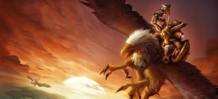 """""""World of Warcraft Classic"""": Und plötzlich ist es wieder 2005 – SPIEGEL ONLINE"""