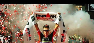 IRONMAN 70.3 in Cascais
