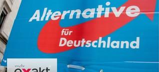 AfD-Wahlkampf in Sachsen | Exakt | MDR