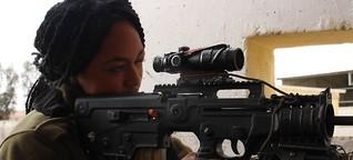 Frauen an der Front. Ein Besuch bei der israelischen Armee