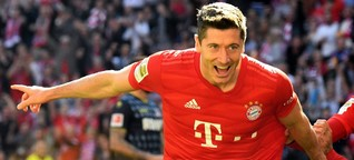 FC Bayern zum Wiesn-Auftakt: Lockerer Sieg gegen Köln