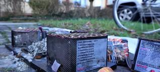 Bremen: Über 50 Tonnen Silvestermüll auf den Straßen