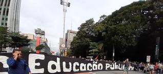 Brasilien: Wie Bolsonaro Kahlschlag in der Bildung betreibt