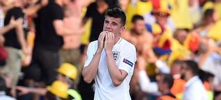 Englands Aus bei der U21-EM: Tage der Dämmerung