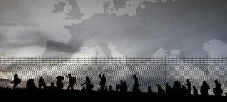 Ein Europa, viele Meinungen zur Flüchtlingsfrage