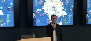 Facebook baut in Zürich auf 200 Stellen aus