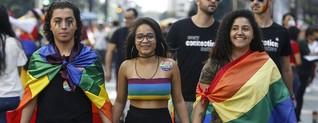 Wie ein bisexueller Brasilianer das Leben unter Präsident Bolsonaro wahrnimmt
