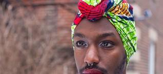 Bilder queerer, afrikanischer Menschen von Mikael Owunna