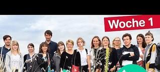 Die Sachsen-WG der taz - Woche 1