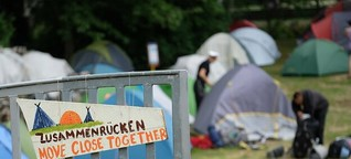 Dorf wehrt sich gegen Kohlebagger: Pödelwitz will nicht weichen