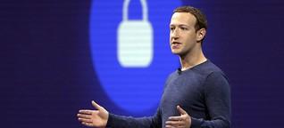 Gesetze fürs Internet: Facebook ruft nach Mama Staat