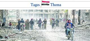 Assad hungert sein Volk aus