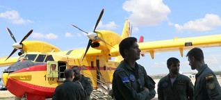 'rescEU': A European fleet to fight forest fires