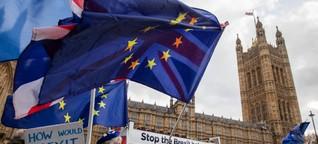 EU-Bürger in Großbritannien: Die große Angst vor dem No-Deal-Brexit